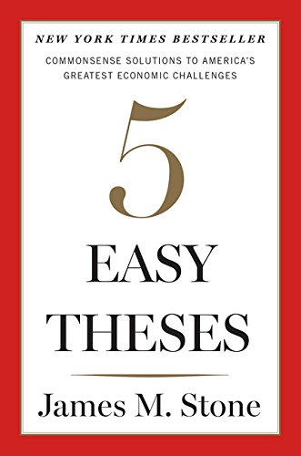 Five Easy These by James M. Stone
